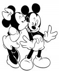 Mickey Mouse colorir online